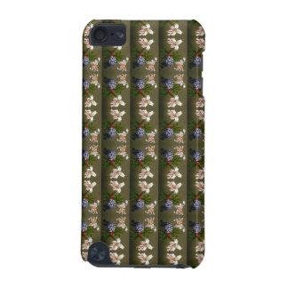 Heade Lilien-heliotropischer Blumen-Gerät-Fall iPod Touch 5G Hülle