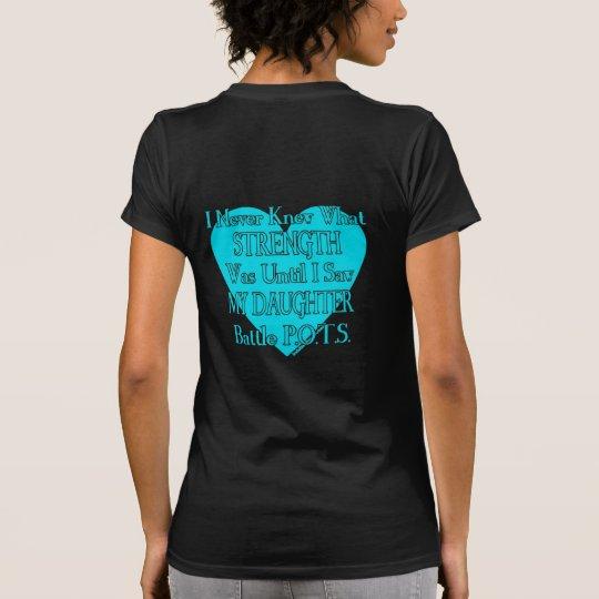 Heart/I kannte nie… Tochter… P.O.T.S. T-Shirt