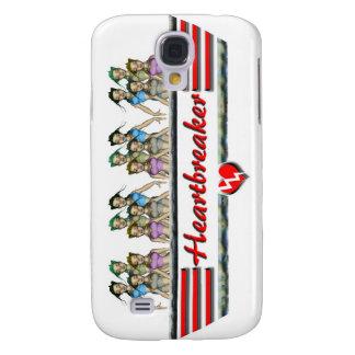 Heartbreaker-Logo Galaxy S4 Hülle