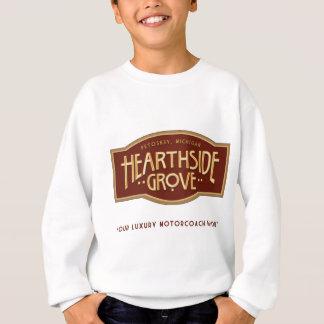 Hearthside Logo mit Umbau Sweatshirt