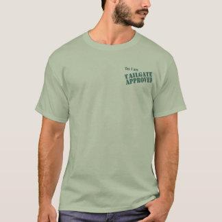 Heckklappe anerkanntes Shirt