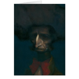 Hector Berlioz-Karte (dunkel) Karte