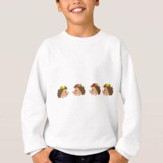 hedgehogsB5 Sweatshirt
