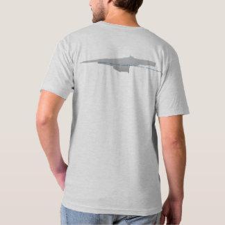 HEDWAY Station Vhals grafisches T-Stück, T-Shirt