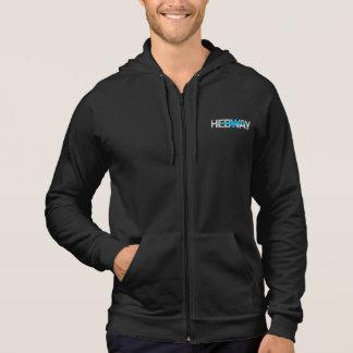 HEDWAY Stations-amerikanischer KleiderFleeceHoodie Hoodie
