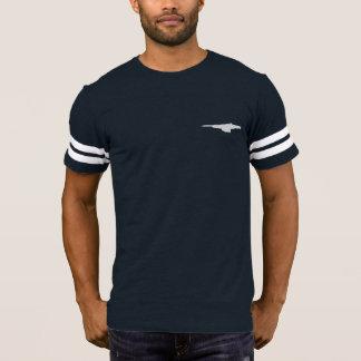 HEDWAY Stations-Fußballt-stück T-Shirt