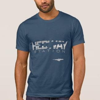 HEDWAY Stations-Grafikt-stück T-Shirt