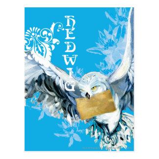 Hedwig Carte Postale