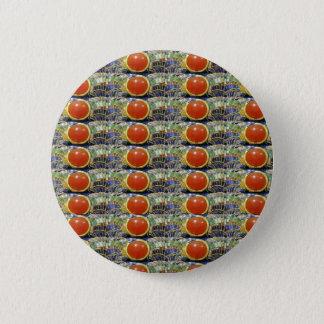 HEILENDE STEIN-SHOW positive Energie-Waren Runder Button 5,7 Cm