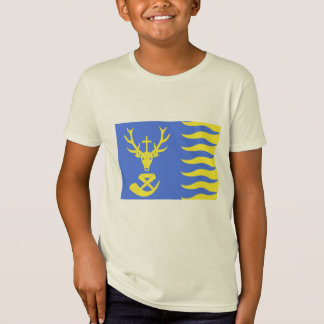 Heilig-Hubert, Flagge Belgiens, Belgien T-Shirt