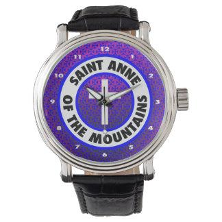 Heilige Anne der Berge Armbanduhr