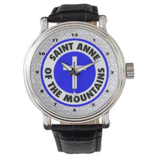 Heilige Anne der Berge Uhr