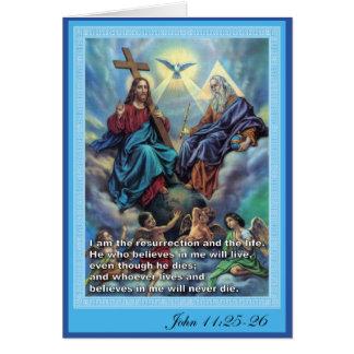 Heilige Dreifaltigkeit Karte