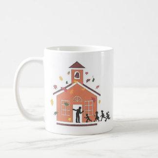 Heilige EckgemeinschaftsPlaygroup Logo-Tasse Kaffeetasse