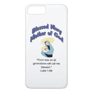Heilige Mutter des Gottes iPhone 8 Plus/7 Plus Hülle
