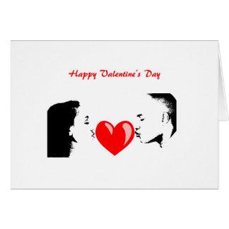 Heilige-Valentin Grußkarte