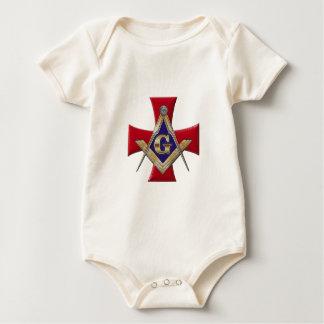 Heiliger Auftrag der Bruderschaft Baby Strampler