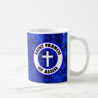 Heiliger Franziskus von Assisi Kaffeetasse