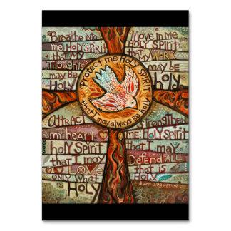 Heiliger Geist Gebets-Karte Karte