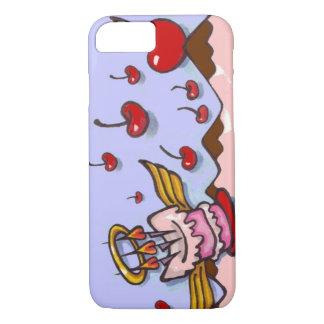 Heiliger Kuchen-und Eiscreme-BergiPhone 6 Fall iPhone 8/7 Hülle