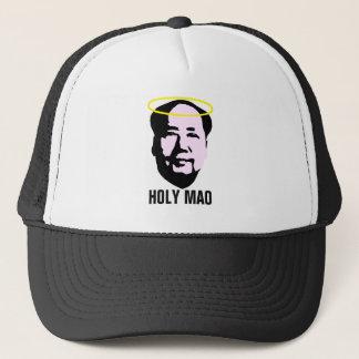 Heiliger Mao Truckerkappe