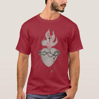 Heiliges Herz T-Shirt