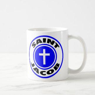 Heiliges Jakob Kaffeetasse