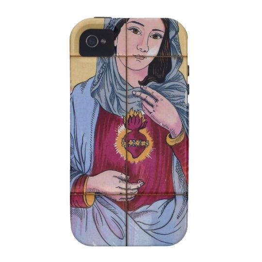 Heiliges Maria in der katholischen Kirche Case-Mate iPhone 4 Hülle