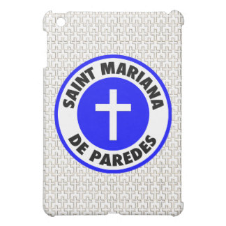 Heiliges Mariana De Paredes iPad Mini Hülle