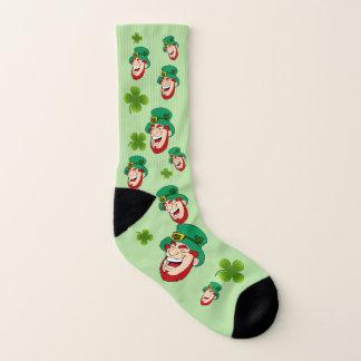 Heiliges Patricks Spaß-Socke Socken