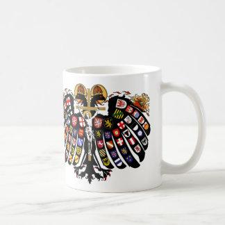 Heiliges römisches Reich-Wappen Tasse