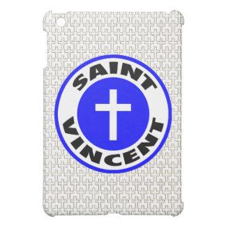 Heiliges Vincent iPad Mini Hülle