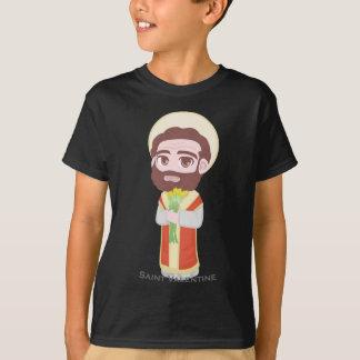 Heiligesvalentine-niedlicher Katholischer T-Shirt