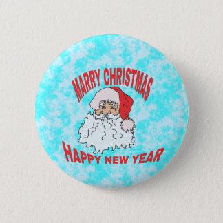 heiraten Sie christmast Runder Button 5,1 Cm