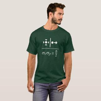 Heisenberg Ungewissheits-Prinzip T-Shirt