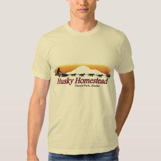 Heiseres das Gehöft-T-Stück der Männer Hemden