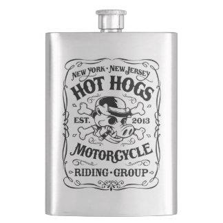 Heiße Hogs™ Klassiker-Flasche Flachmänner