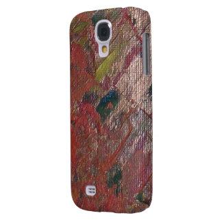 Heiße Kohle Galaxy S4 Hülle