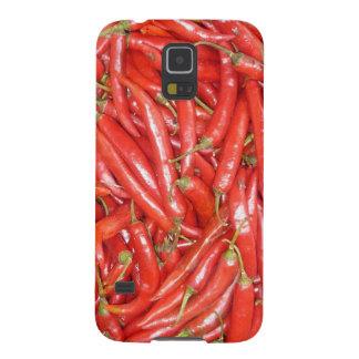 heiße Paprikas Samsung Galaxy S5 Hülle