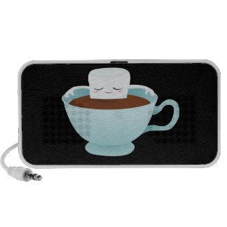 Heiße Schokolade Mini Lautsprecher