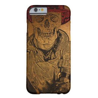 Heißer Knochen-Skelett-Feuerwehrmann Barely There iPhone 6 Hülle