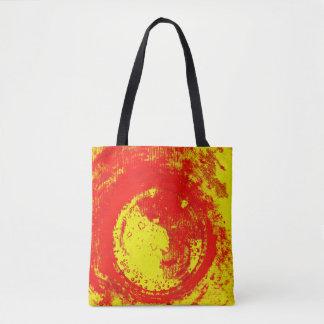 heißer Kreis Tasche