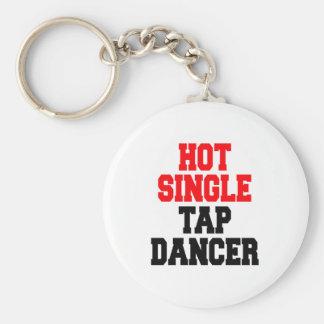 Heißer Single stechen Tänzer an Schlüsselanhänger