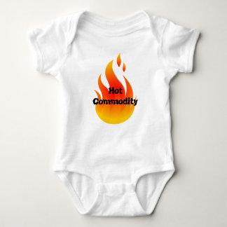 Heißer Waren-Baby-T - Shirt