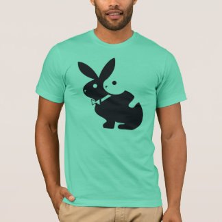 heißes Kaninchen T-Shirt