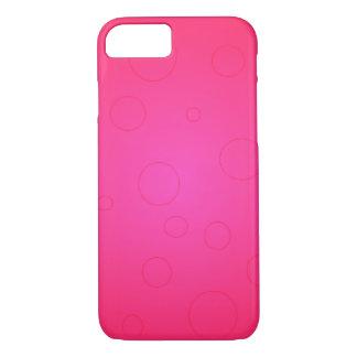 Heißes Rosa-Pop-Kunst helle iPhone 7 iPhone 7 Hülle