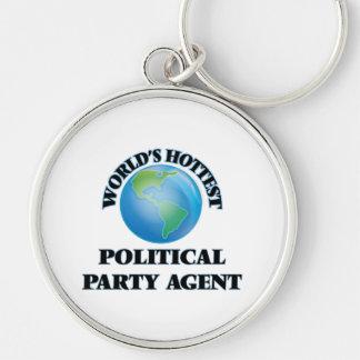 Heißester politischer das Party-Agent der Welt Schlüsselband