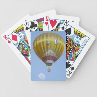 Heißluft-Ballon Bicycle Spielkarten