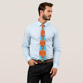 Heißluft-Ballon-künstlerisches handgemaltes Krawatte