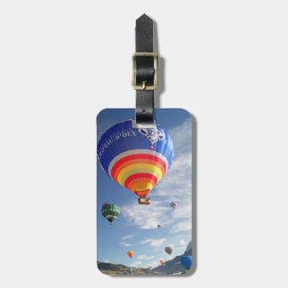 Heißluftballon-Gepäckanhänger Kofferanhänger